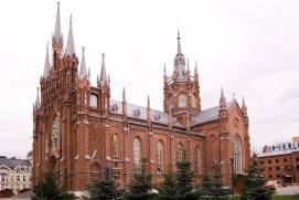 Cathedral of the Immaculate Conception of the Virgin Mary