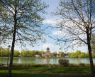 Ostankino Pond. Photo: Shutterstock.com