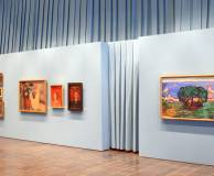 Edvard Munch, Exhibition