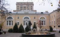 Slobodskoy Palace in Lefortovo Park
