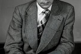 Oleg Yefremov, founder of the Sovremennik Theatre
