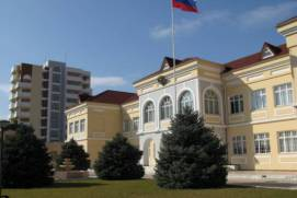 Embassy of the Russian Federation in Azerbaijan