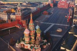 What else is worth a glance on Red Square?