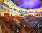 Russian Army Theatre. Auditorium. Photo: Shutterstock.com