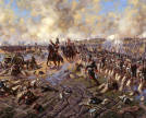 Battle of Borodino. 1812
