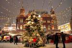 New Year in Moscow