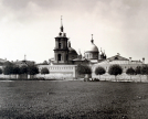 Intercession Convent. An old photo