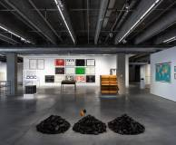 Marcel Broodthaers's Poetry and Images, Exhibition