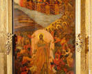 Transfiguration Nave. Icon of the Resurrection
