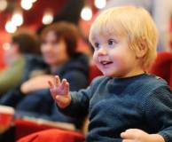 What concerts at the Moscow Conservatory are kid-friendly?