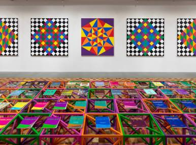Rasheed Araeen: A Retrospective, Exhibition