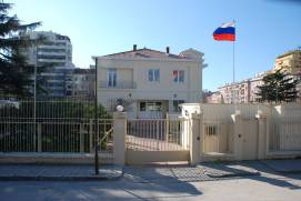 Embassy of the Russian Federation in Tirana