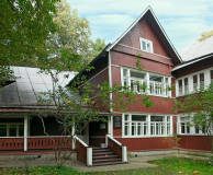 Boris Pasternak House Museum in Peredelkino