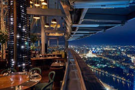 Restaurants with Panoramic Views