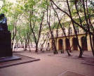7, Nikitsky Boulevard. Talyzin's House rented by Count A. N. Tolstoy