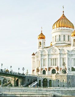 World Religions in Moscow