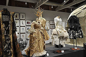 Exhibition «theatrical costume at the turn of the century. 1990-2015»