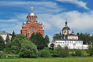 Pokrovsky monastery in Hot′kove