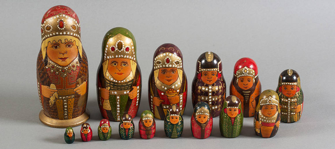 Museum of Decorative, Applied and Folk Art in Moscow ➔ Description