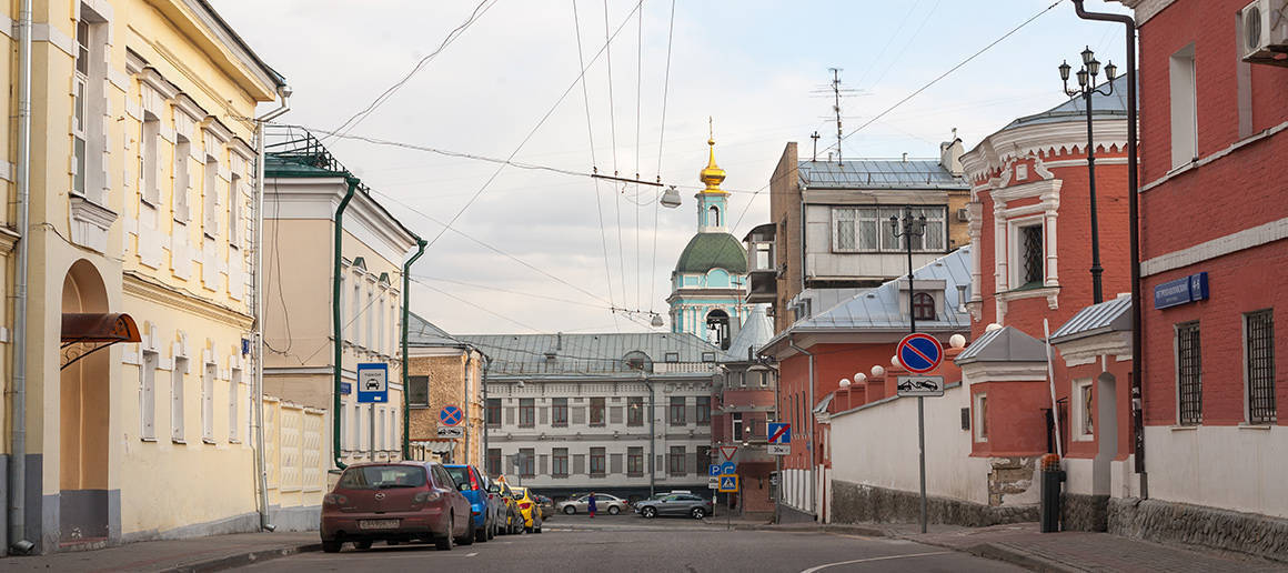 St. John's Hill and Khitrovka area