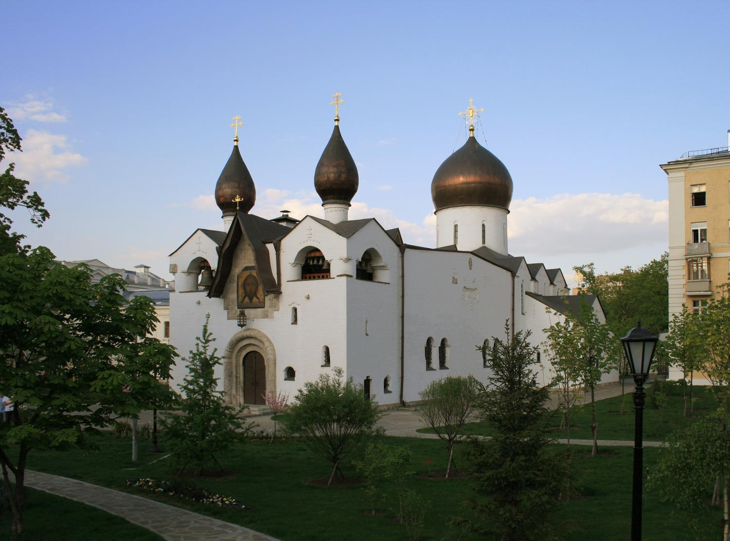 Marfo-Mariinsky Convent sightseeinng in Moscow