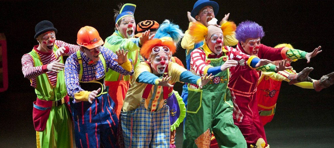 MOSCOW CIRCUSES AND CHILDREN'S THEATRES