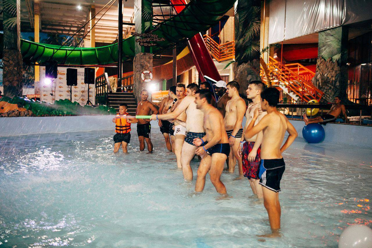 Waterpark in Yasenevo - a complex for the whole family 79