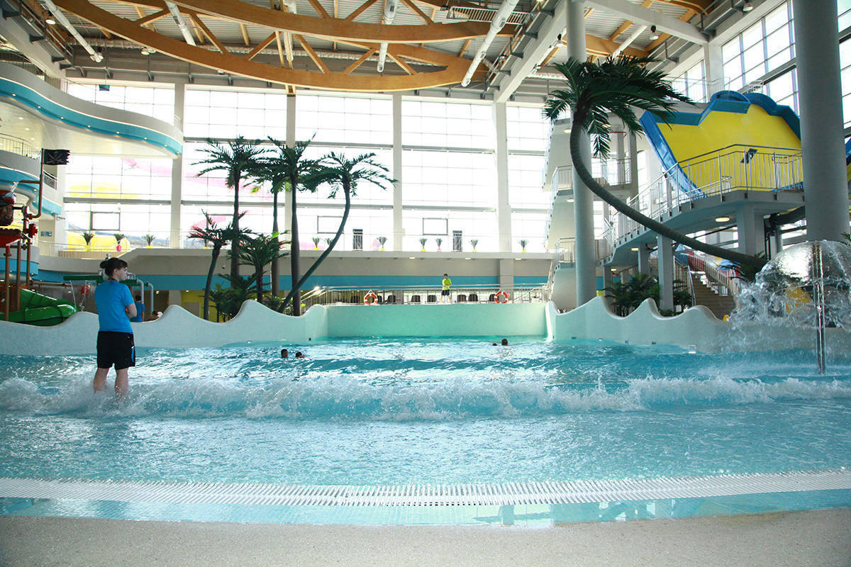 Waterpark in Yasenevo - a complex for the whole family 36