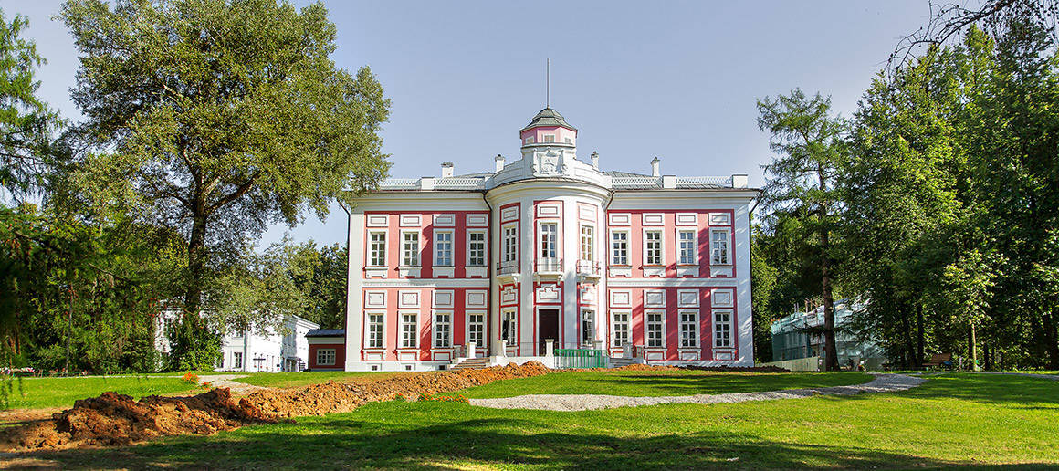 Bolshiye Vyazyomy Estate