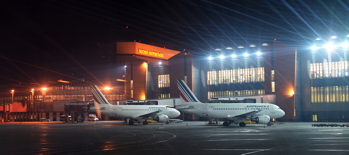 SHEREMETYEVO INTERNATIONAL AIRPORT MOSCOW (SVO)