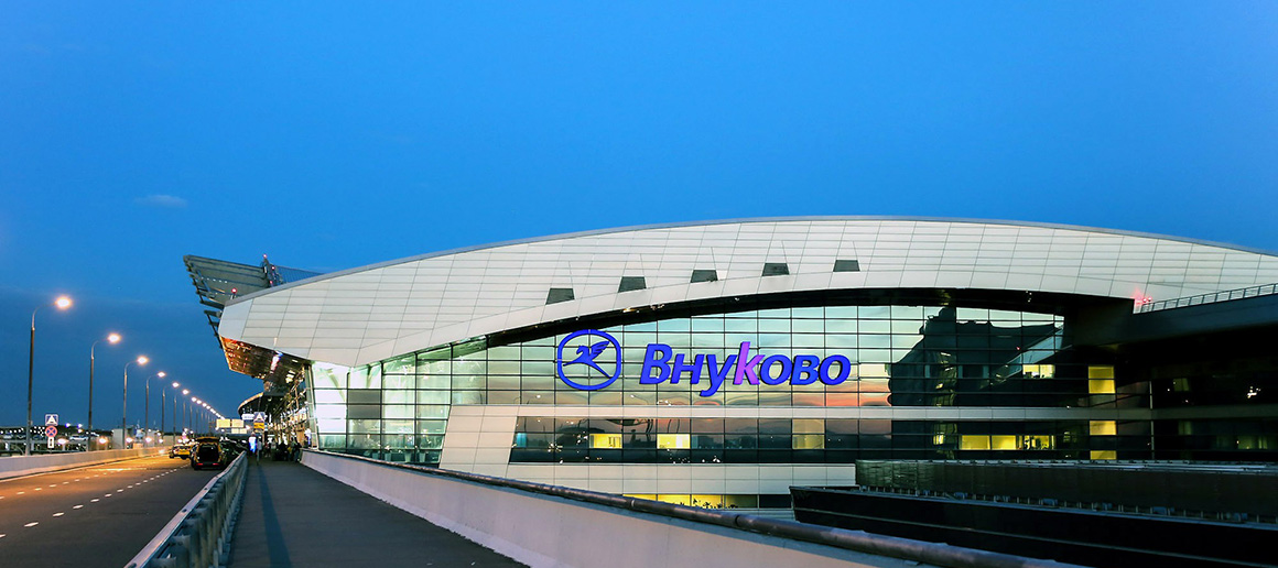 VNUKOVO INTERNATIONAL AIRPORT MOSCOW (VKO)