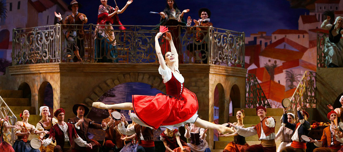 Where to see best ballet dancers in Moscow?