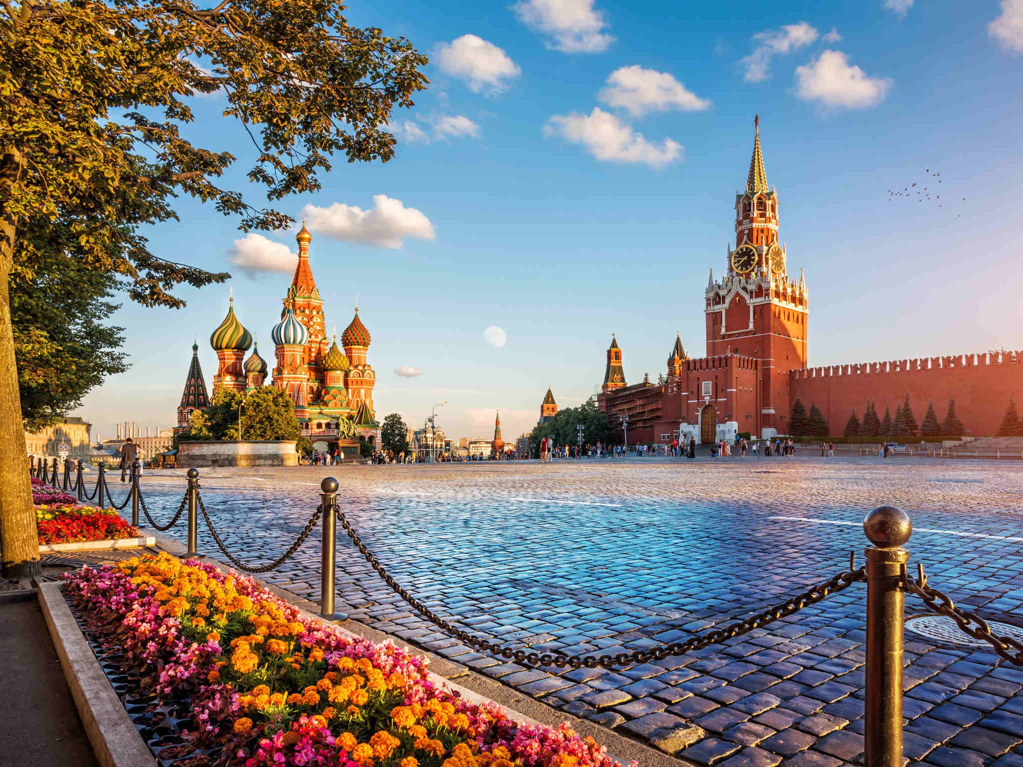 sightseeing in Moscow – Red Square